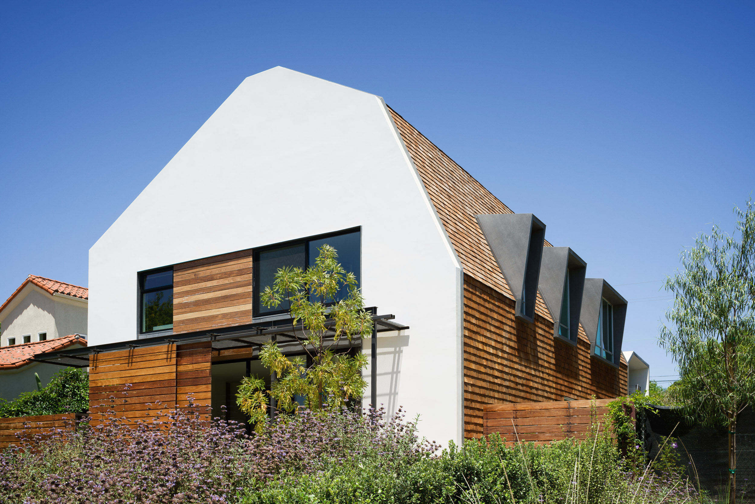 See Through House by Architect Koning Eizenberg
