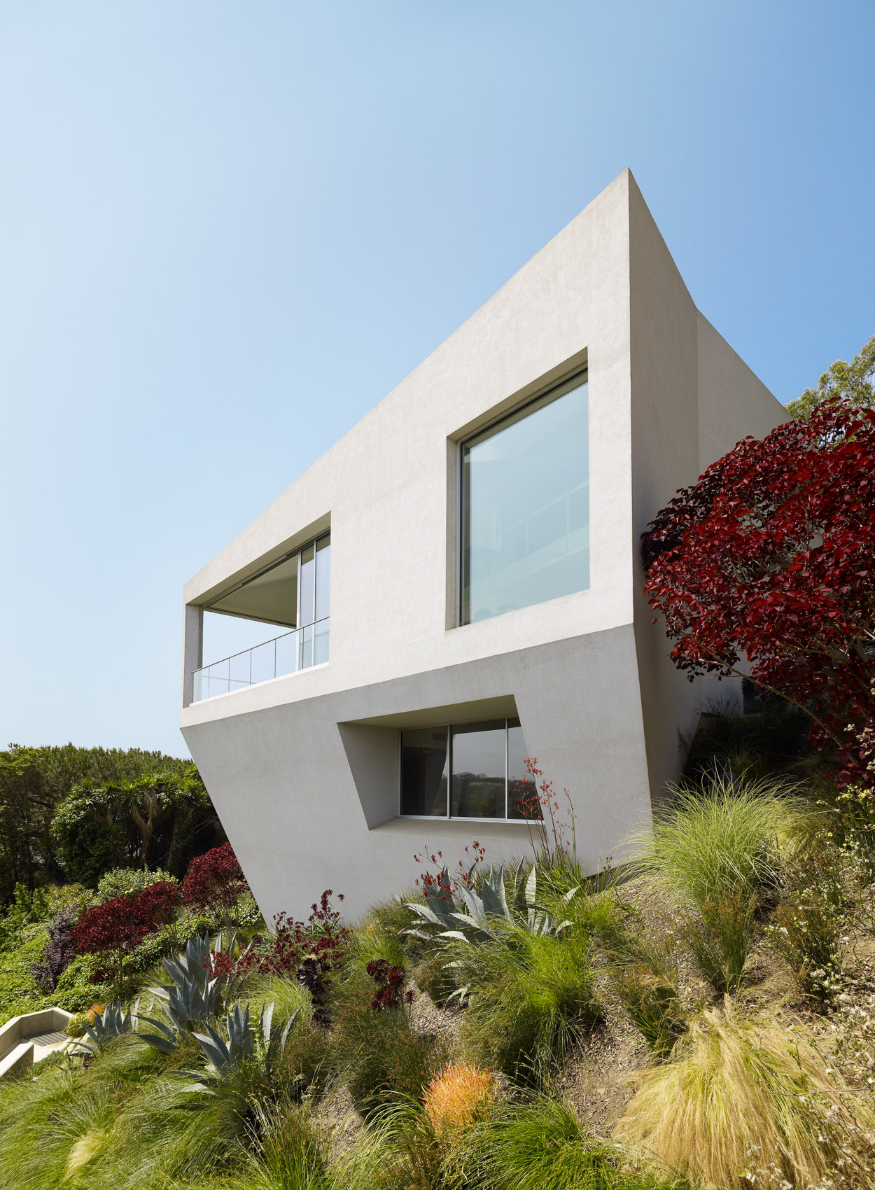 Hill House by Johnston Marklee