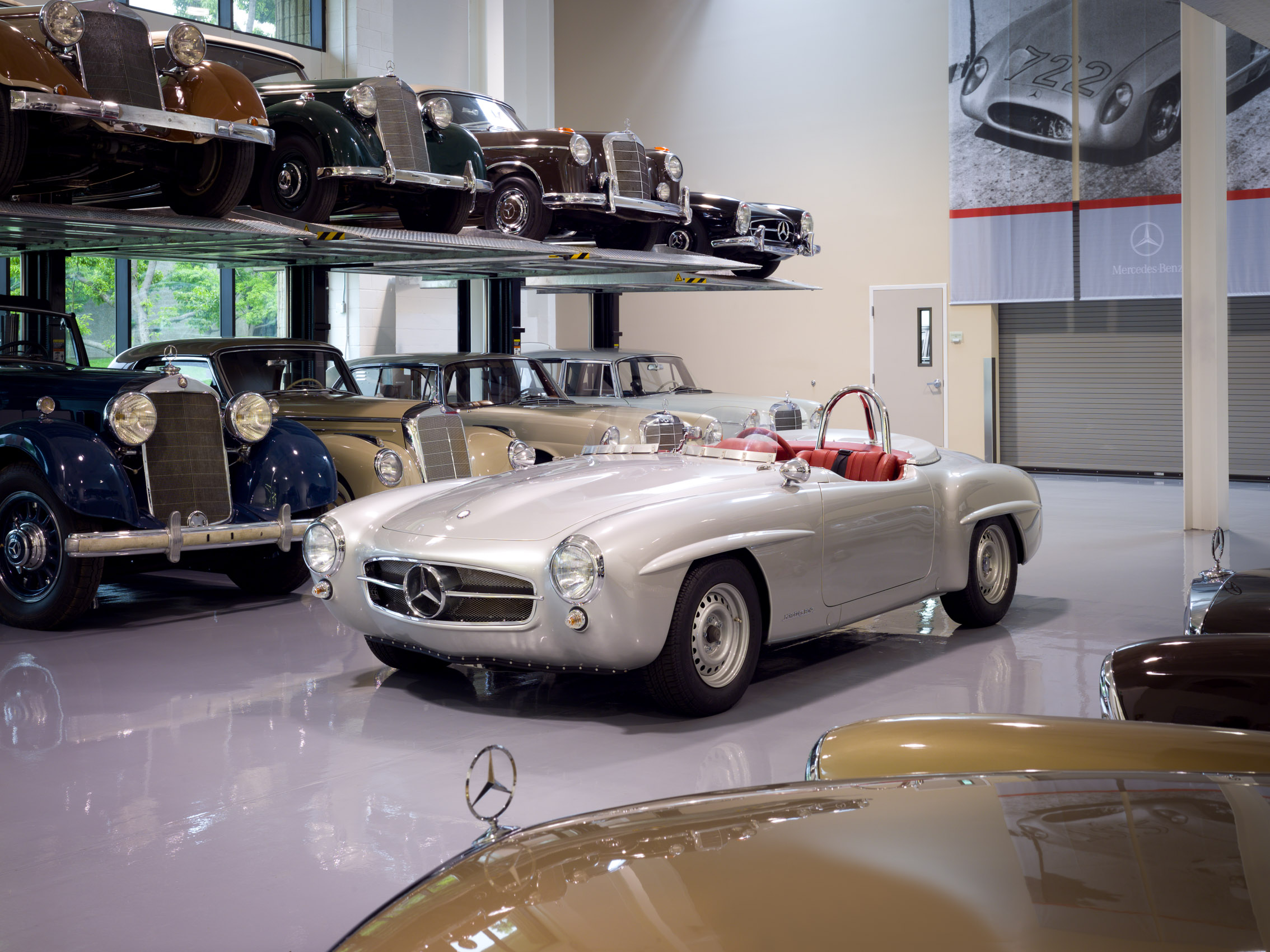 Mercedes Classic Car Center